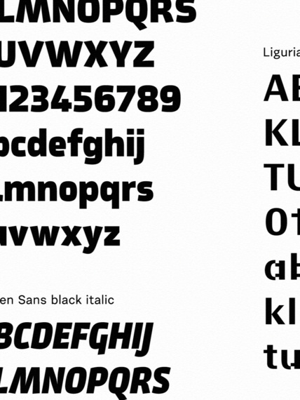Type Foundry obrazová tapeta